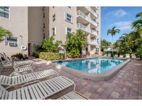 Property for sale at 720 Orton Ave Unit: 203, Fort Lauderdale,  Florida 33304