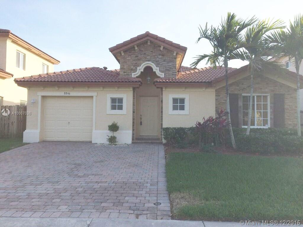 Photo of home for sale at 8846 221st Ter, Cutler Bay FL