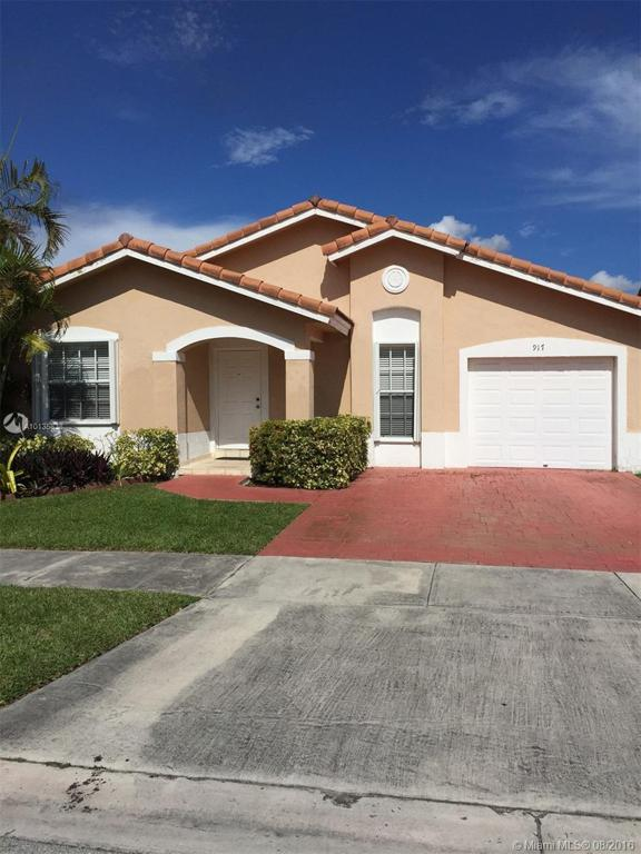 Photo of home for sale at 917 128th Pl NW, Miami FL