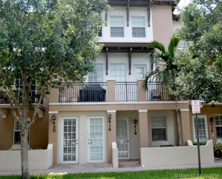 Photo of home for sale at 420 147th Ave SW, Pembroke Pines FL