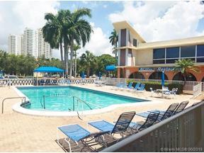 Property for sale at 26 Diplomat Pkwy Unit: 2320, Hallandale,  Florida 33009