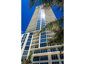 Property for sale at 16699 Collins Ave Unit: 3106, Sunny Isles Beach,  Florida 33160