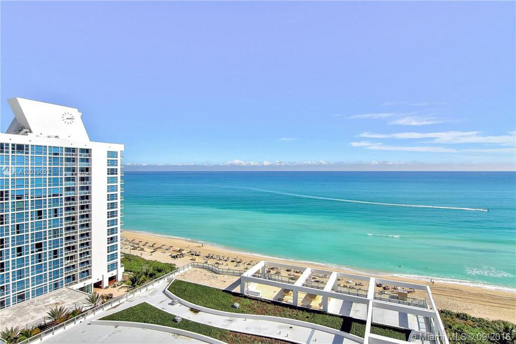 Photo of home for sale at 6799 Collins Ave, Miami Beach FL