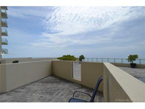 Property for sale at 16699 Collins Ave Unit: CABANA01, Sunny Isles Beach,  Florida 33160