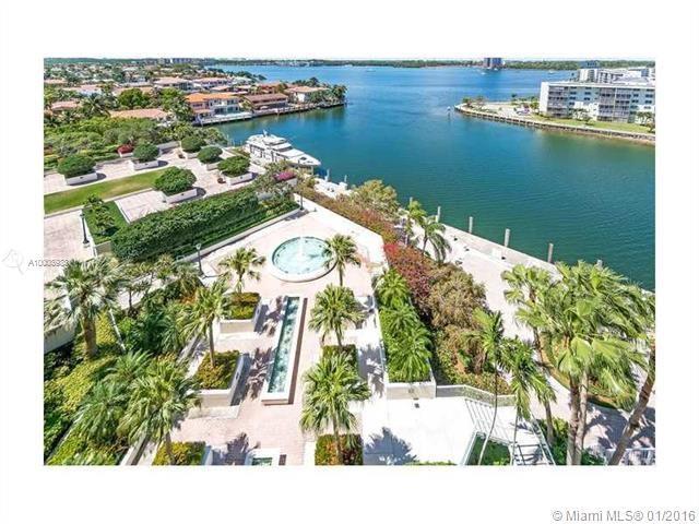 Photo of home for sale at 1000 Island Blvd E, Aventura FL