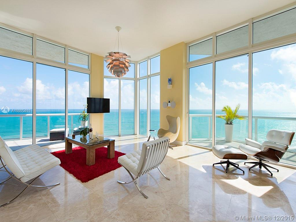 Photo of home for sale at 6515 Collins Ave, Miami Beach FL