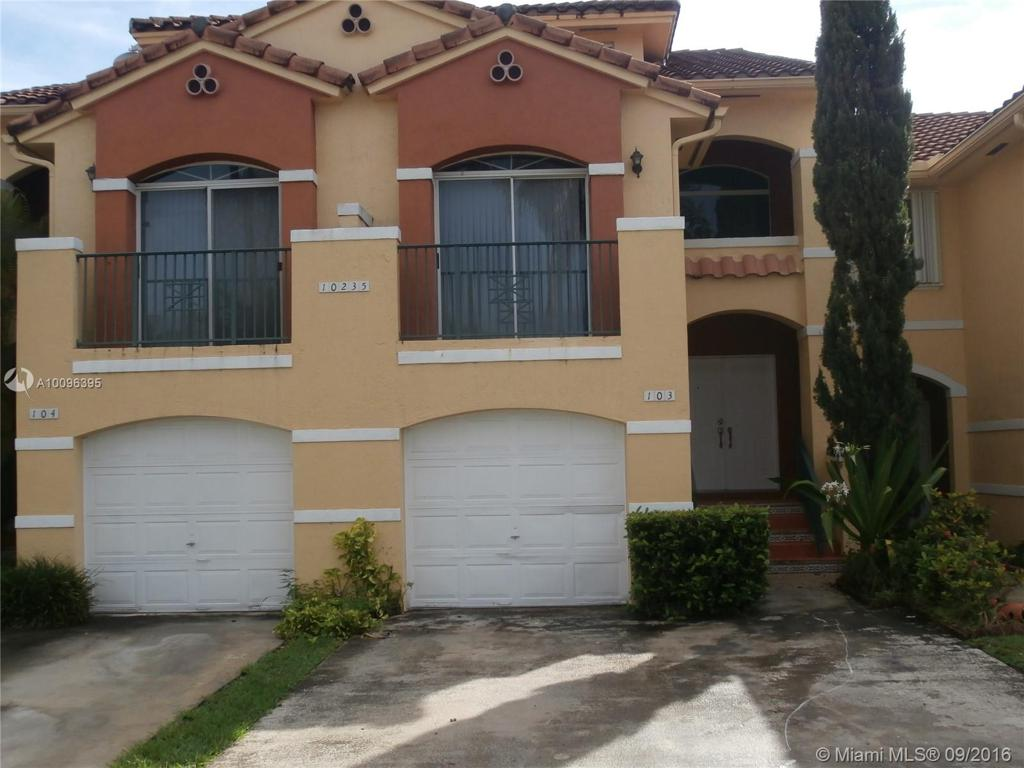 Photo of home for sale at 10235 154th Pl SW, Miami FL
