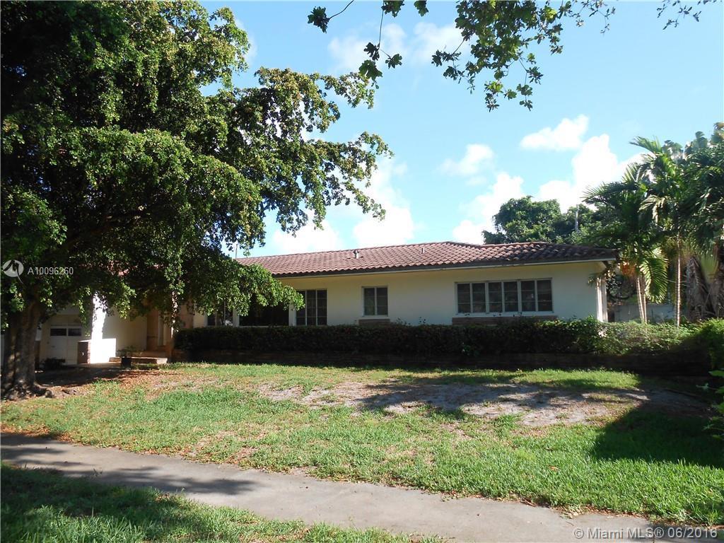 Photo of home for sale at 373 101st St NE, Miami Shores FL