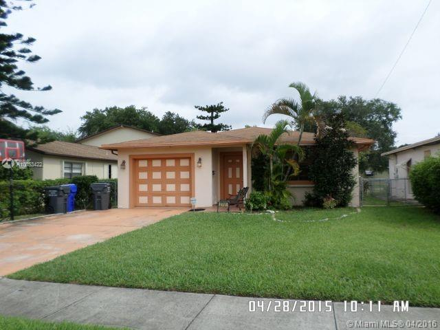Photo of home for sale at 2751 Taylor St, Hollywood FL