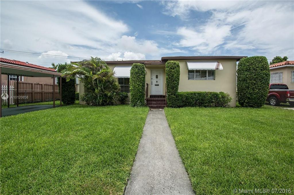 Photo of home for sale at 5181 5th St SW, Coral Gables FL