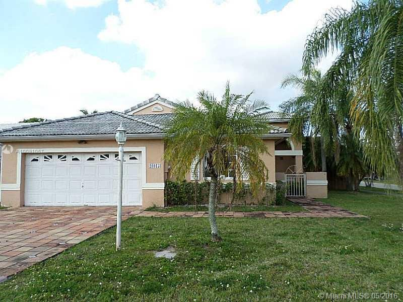 Photo of home for sale at 16015 79 ST SW, Miami FL