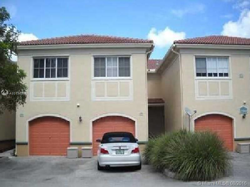 Photo of home for sale at 2589 Centergate Dr, Miramar FL