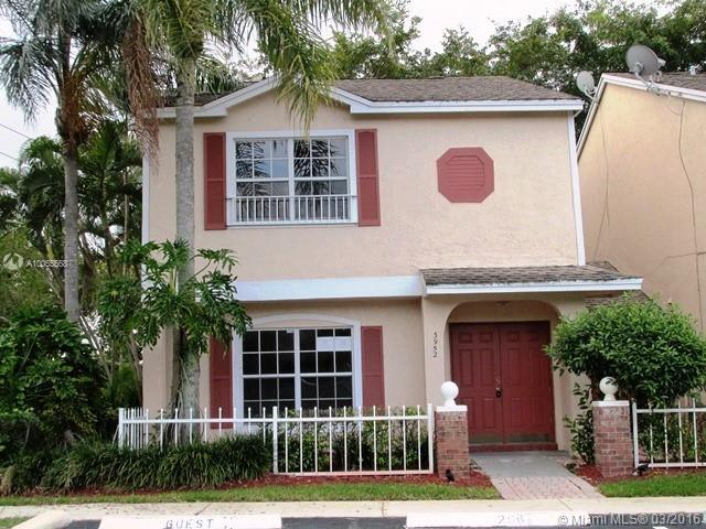 Photo of home for sale at 3952 122nd Ter NW, Sunrise FL