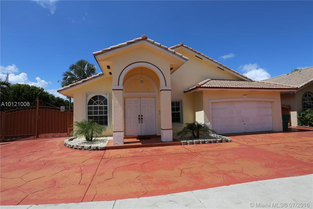 Photo of home for sale at 14179 8th Ter SW, Miami FL