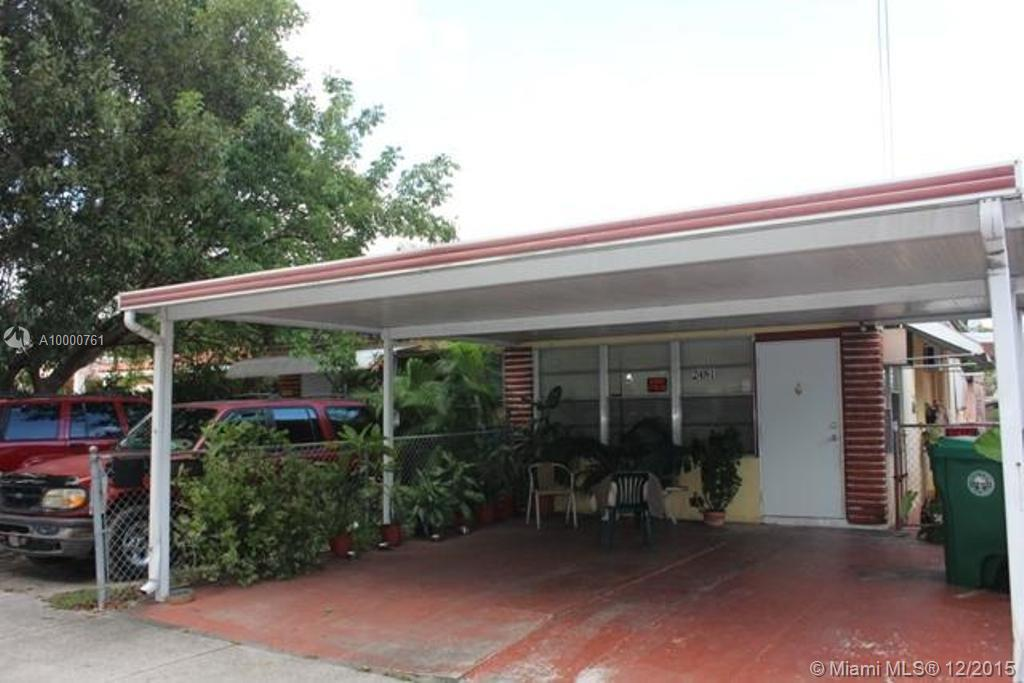 Photo of home for sale at 2481 11th St SW, Miami FL