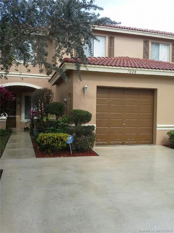Photo of home for sale at 7008 Hawks Nest Ter, Riviera Beach FL