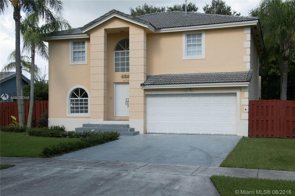Photo of home for sale at 21230 97 CT SW, Miami FL