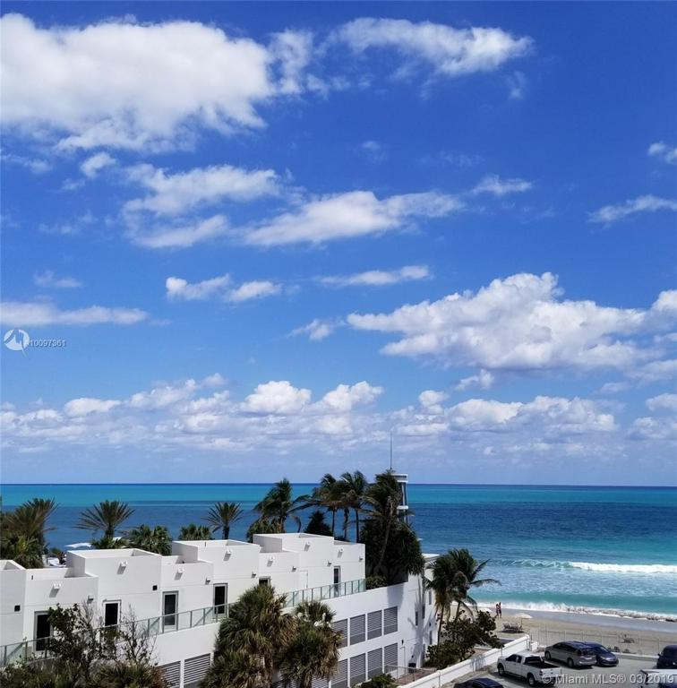 Photo of home for sale at 3505 Ocean Dr S, Hollywood FL