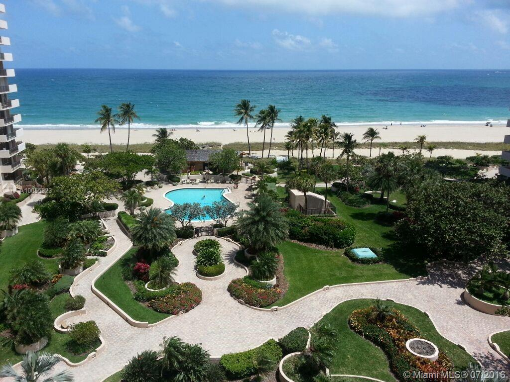 Photo of home for sale at 5100 Ocean Blvd N, Lauderdale By The Sea FL