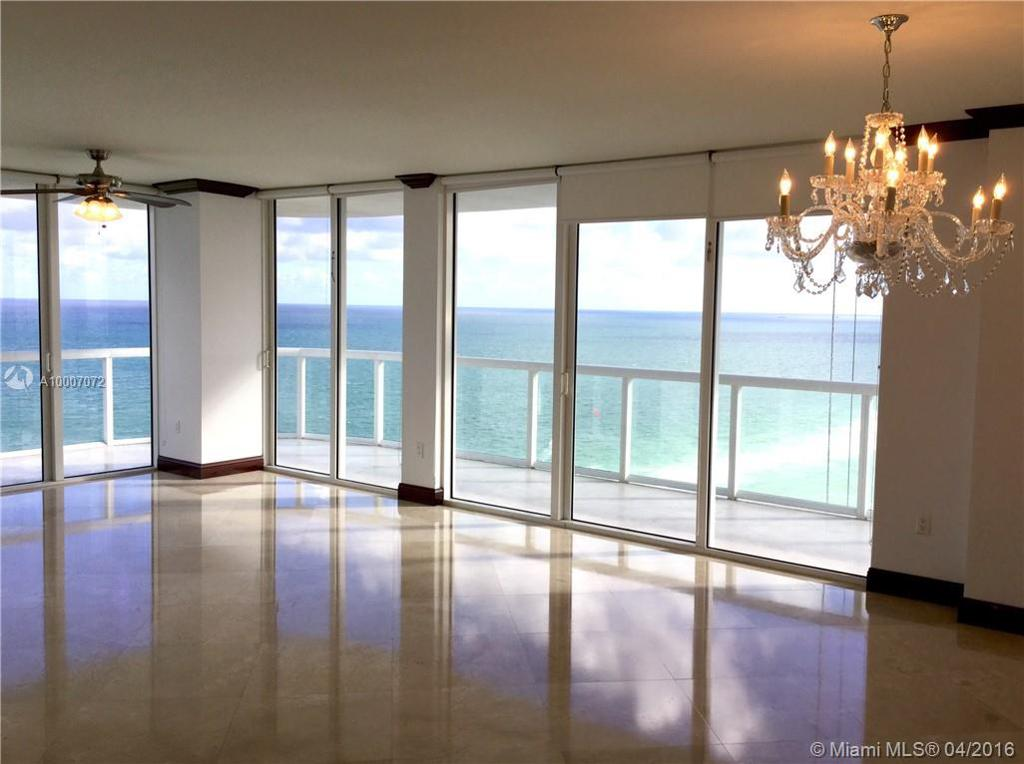 Photo of home for sale at 6365 Collins Av, Miami Beach FL