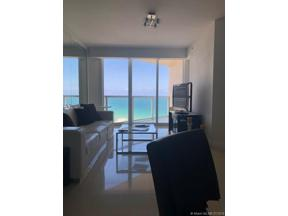 Property for sale at 16699 Collins Ave Unit: 1806, Sunny Isles Beach,  Florida 33160