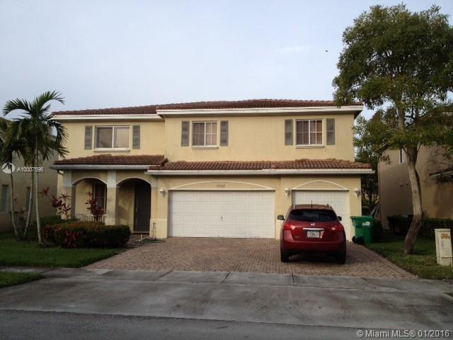 Photo of home for sale at 20532 7th Ct NW, Miami FL