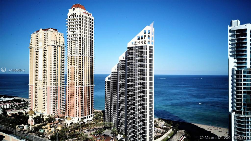 Photo of home for sale at 17555 Collins Ave, Sunny Isles Beach FL