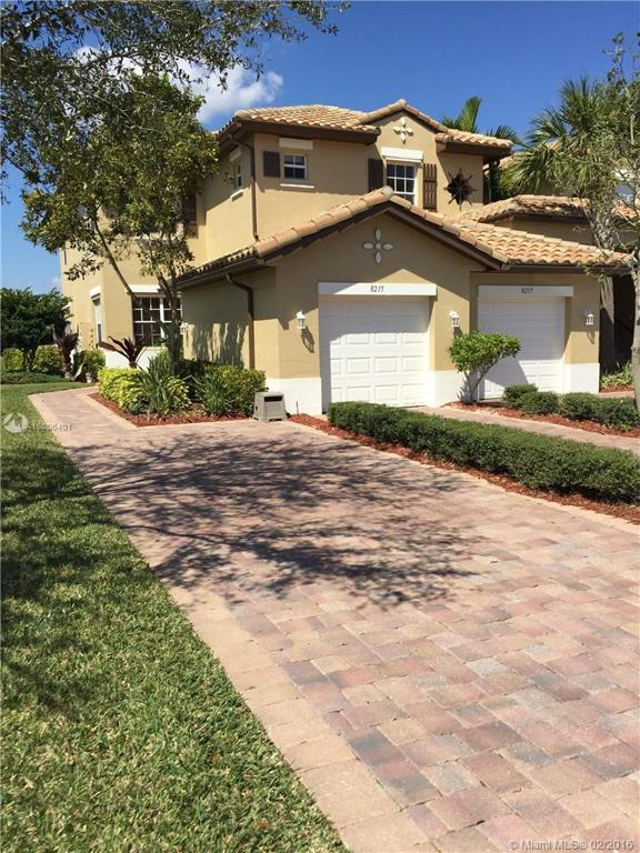 Photo of home for sale at 8215 127TH LN NW, Parkland FL