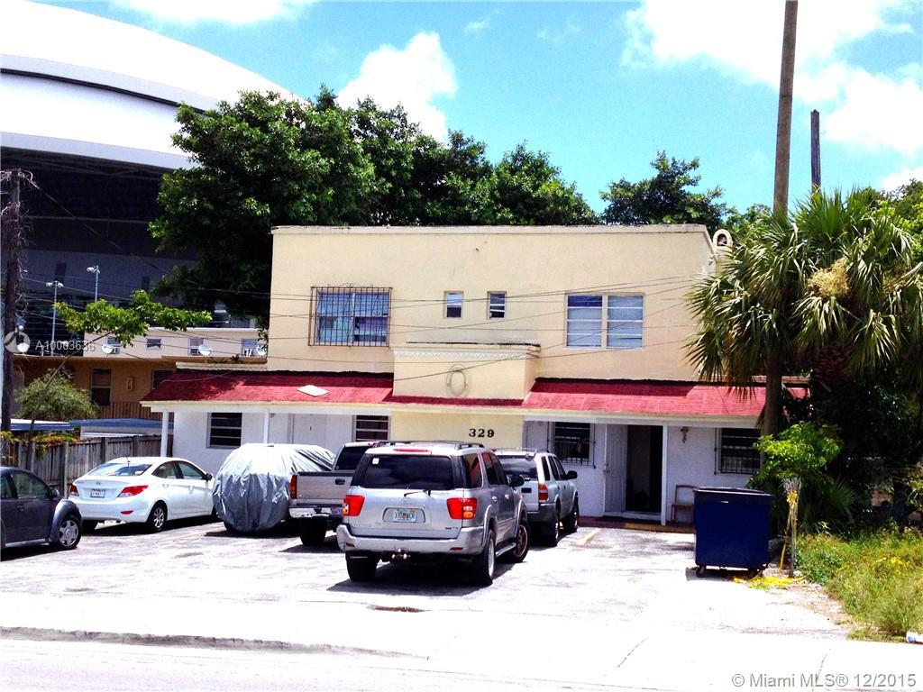 Photo of home for sale at 329 17th Ave NW, Miami FL