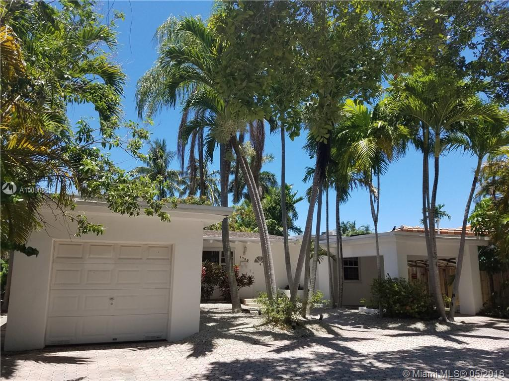 Photo of home for sale at 1795 Daytonia Rd, Miami Beach FL