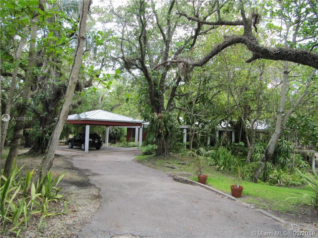 Photo of home for sale at 8800 OLD CUTLER RD, Coral Gables FL