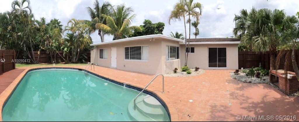 Photo of home for sale at 3730 47th Ct SW, Fort Lauderdale FL