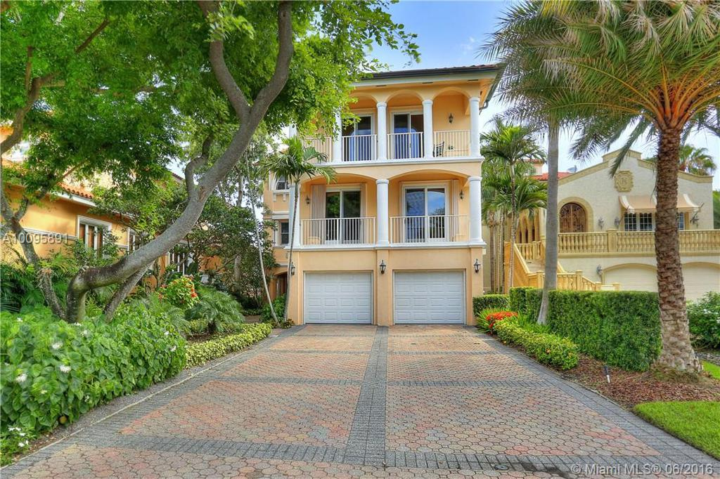 Photo of home for sale at 13669 Deering Bay Dr, Coral Gables FL