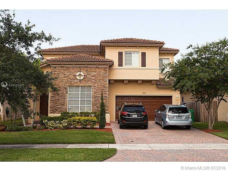 Photo of home for sale at 22561 93rd Psge SW, Cutler Bay FL