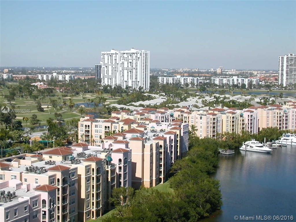 Photo of home for sale at 19400 TURNBERRY WY, Aventura FL