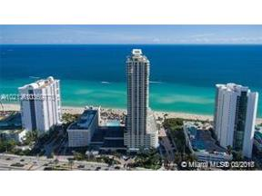 Property for sale at 16699 Collins Ave Unit: 1207, Sunny Isles Beach,  Florida 33160
