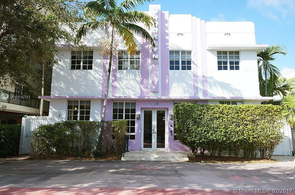 Photo of home for sale at 320 Euclid Ave, Miami Beach FL
