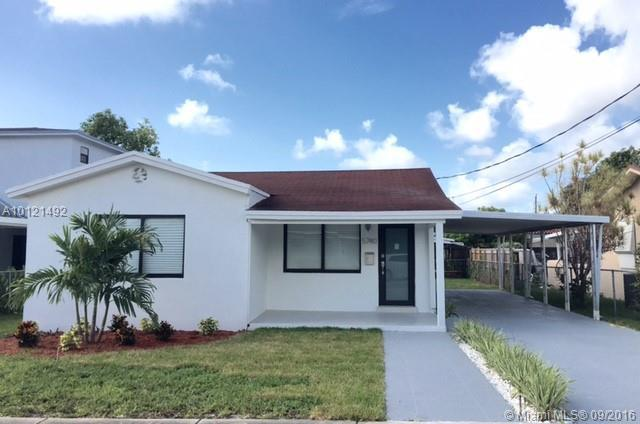 Photo of home for sale at 5740 5th St SW, Miami FL