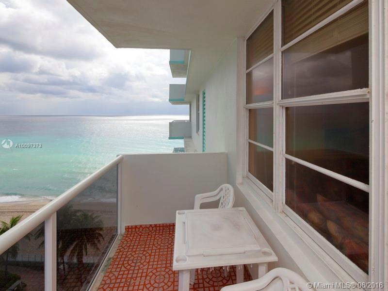 Photo of home for sale at 3725 Ocean Dr S, Hollywood FL