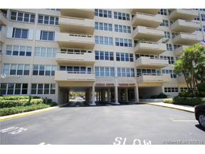 Property for sale at 3300 NE 36th St Unit: 512A, Fort Lauderdale,  Florida 33308
