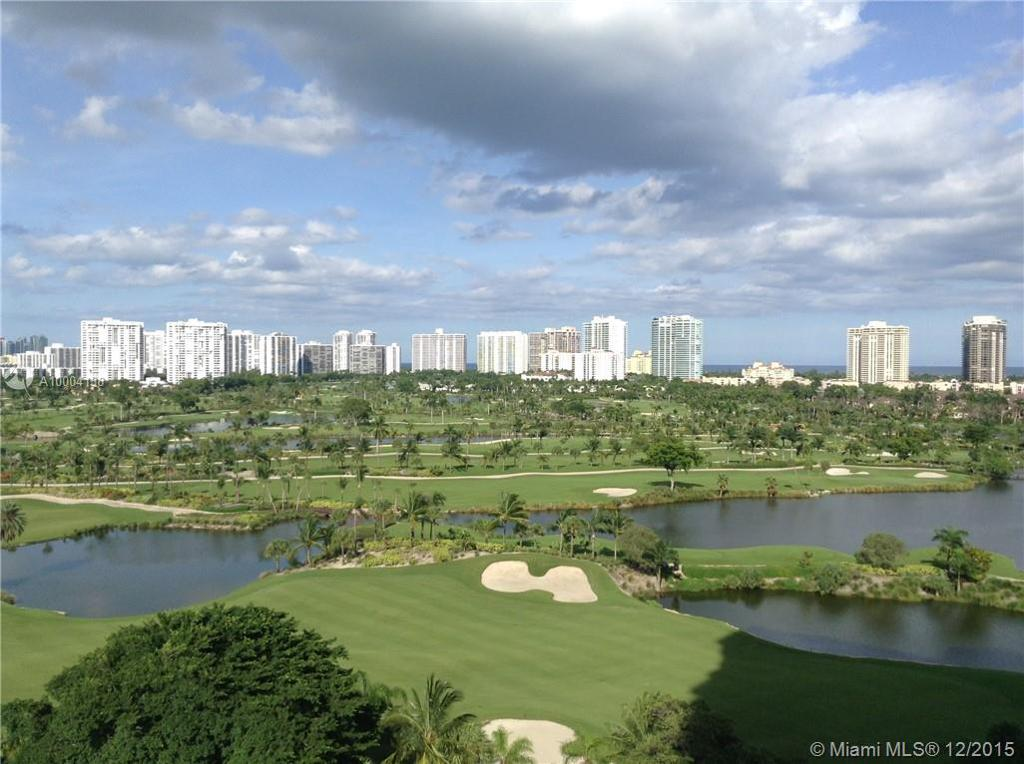 Photo of home for sale at 19501 Country Club Dr W, Aventura FL