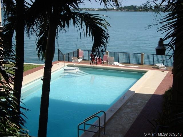 Photo of home for sale at 7945 East Dr, North Bay Village FL