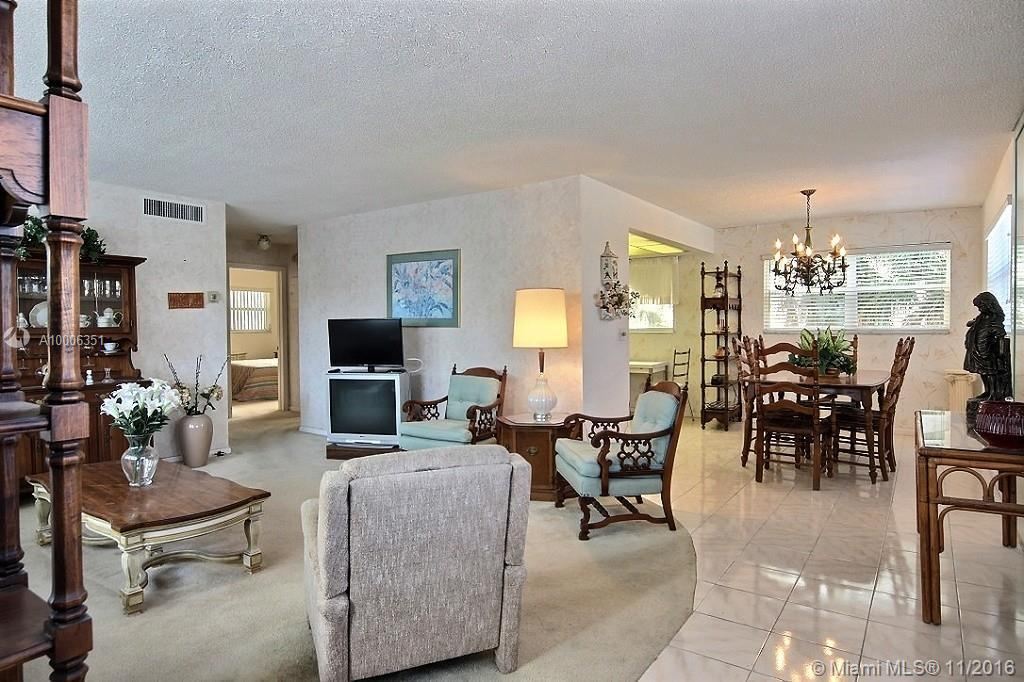 Photo of home for sale at 419 Golden Isles Dr, Hallandale FL