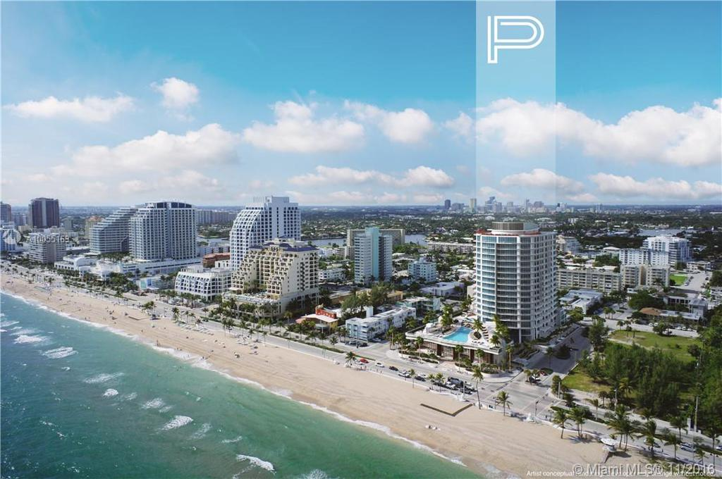 Photo of home for sale at 701 Fort Lauderdale Beach N, Fort Lauderdale FL