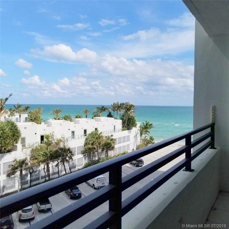 Photo of home for sale at 3505 Ocean Dr, Hollywood FL