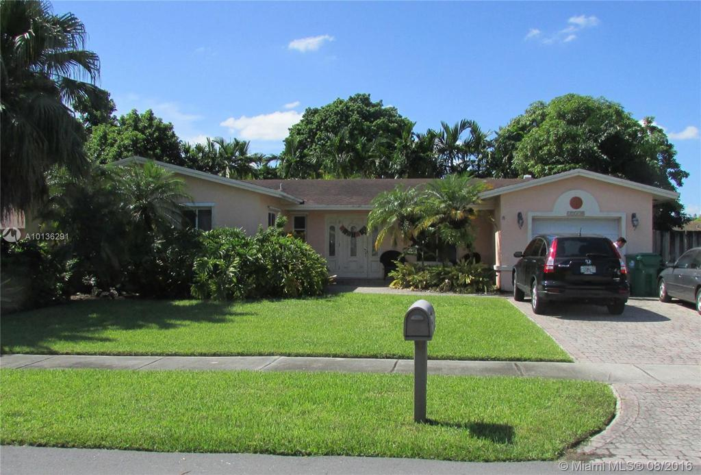 Photo of home for sale at 12510 104th Ter SW, Miami FL