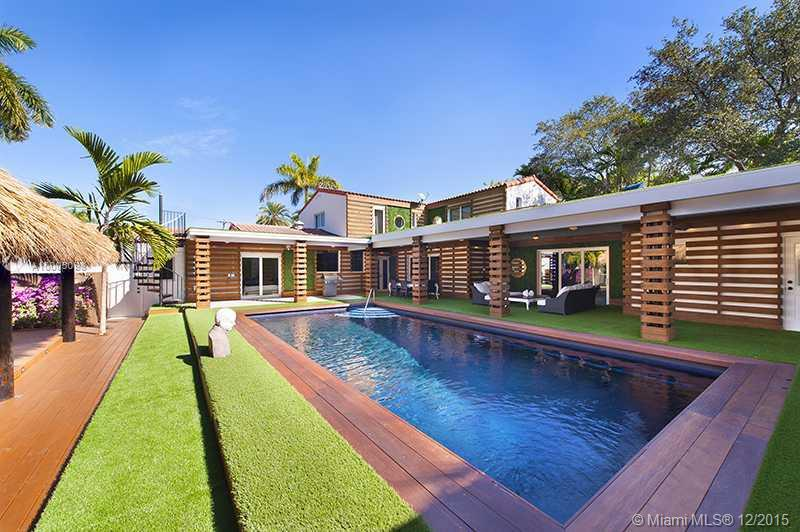 Photo of home for sale at 1200 63 ST W, Miami Beach FL