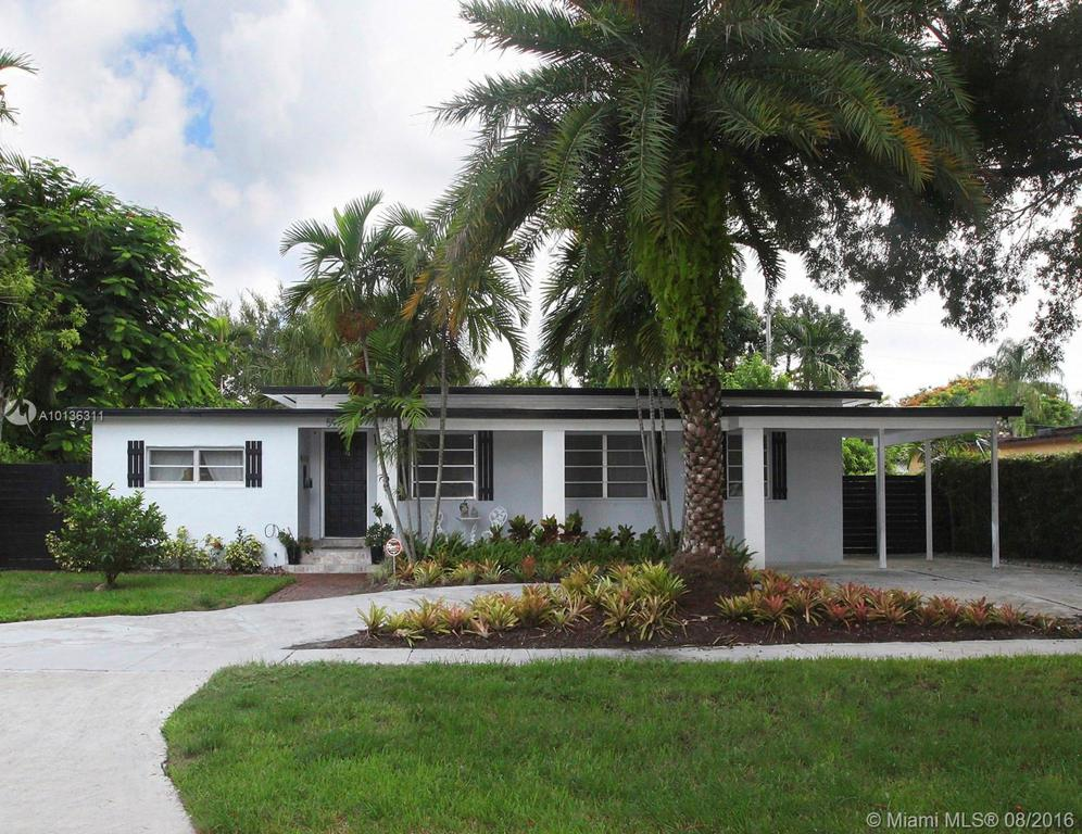 Photo of home for sale at 5971 46th St, Miami FL