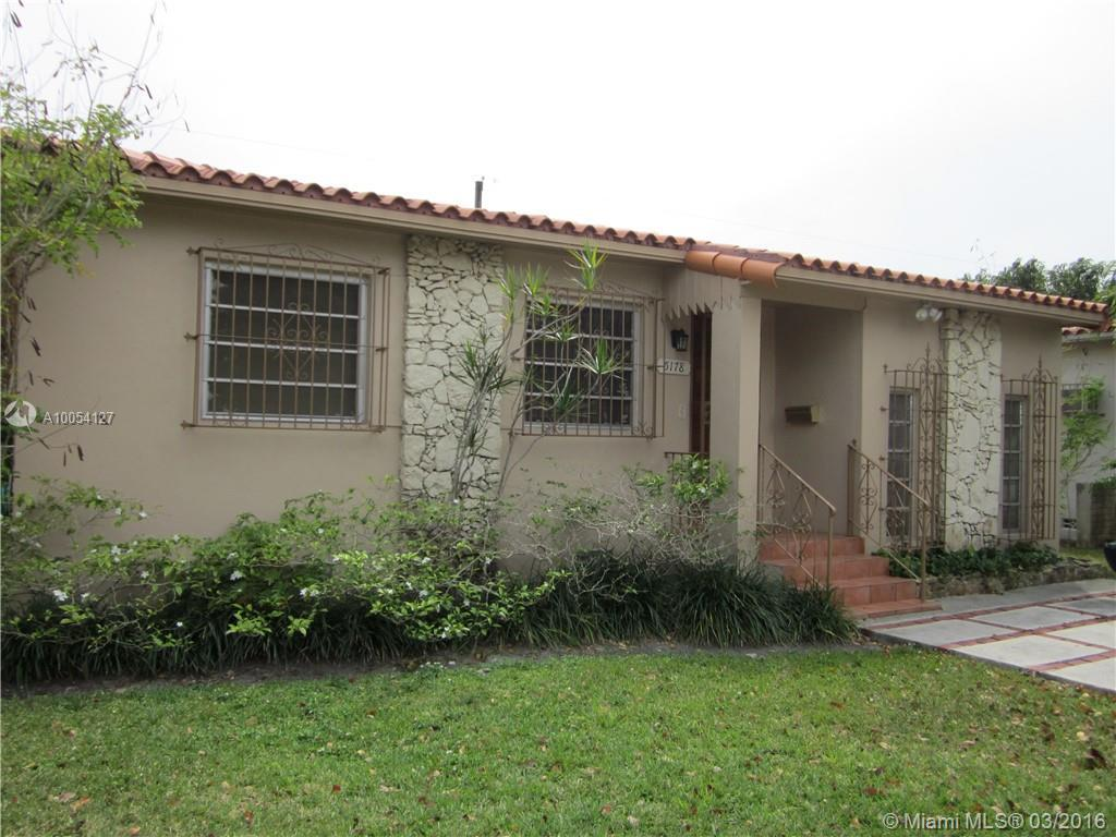 Photo of home for sale at 5178 5 Te SW, Miami FL