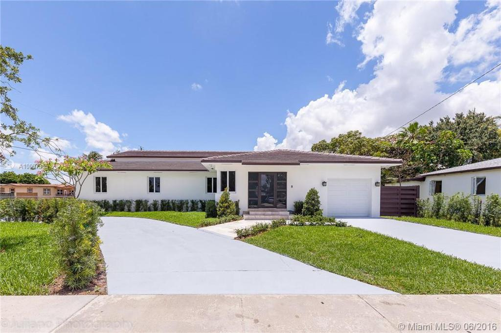 Photo of home for sale at 2930 79th Ct, Miami FL